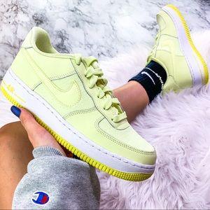 Nike Air Force 1 LV8 Lemon Drop Size 8